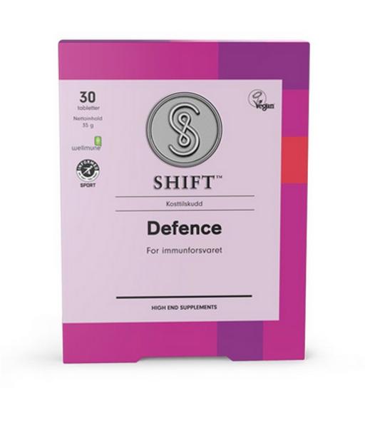 SHIFT Defence 30 tabletter