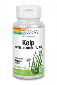 Bilde av Solaray Kelp 90 tabletter
