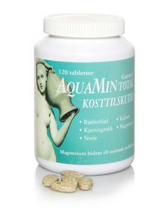 Bilde av AquaMin Total 120 tabletter