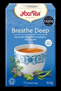 Bilde av Yogi Tea Breathe Deep 17 poser