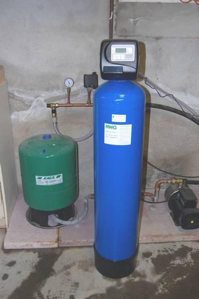 Eco FM Jern og mangan filter