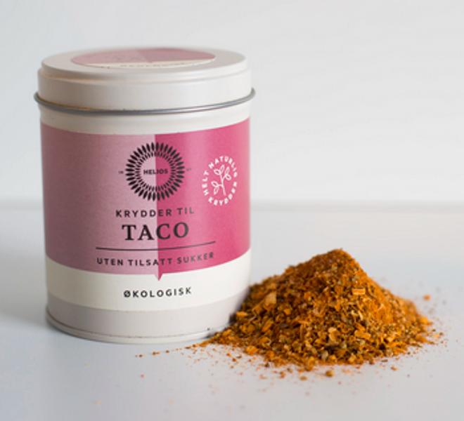 Helios Taco krydder 70 g