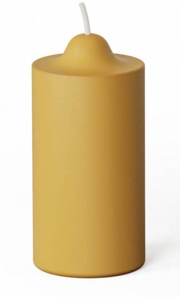 HonningLys Kubbelys av bivoks 265g
